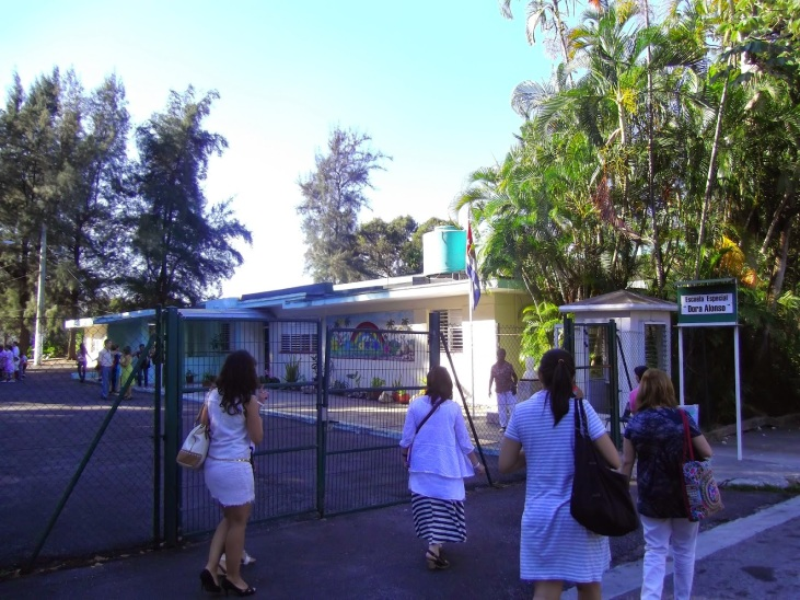 Escuela especial Dora Alonso. Imagen: Piagetenses (Blog)